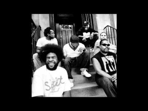 The Roots - Right On (Ft. Joanna Newsom and STS)