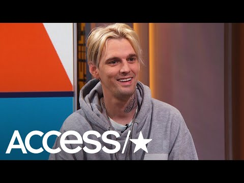 Aaron Carter Opens Up About His Recent Troubles & Getting Back On Track | Access