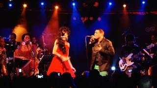 Les 20 ans de Leila Chicot au Cabaret sauvage par Junior Fadairo