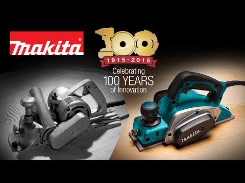 Makita Celebrates 100 Years of Innovation