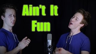 Ain't It Fun - Randler Music (Paramore Cover)