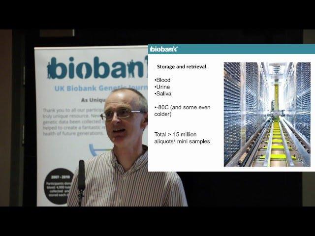 Andrew Trehearne UK Biobank