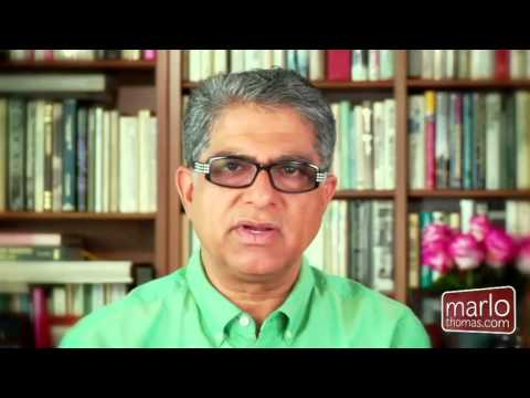 How To Stop Worrying About Your Kids, From Deepak Chopra