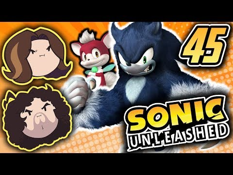 Sonic Unleashed: Even More Fanfic - PART 45 - Game Grumps