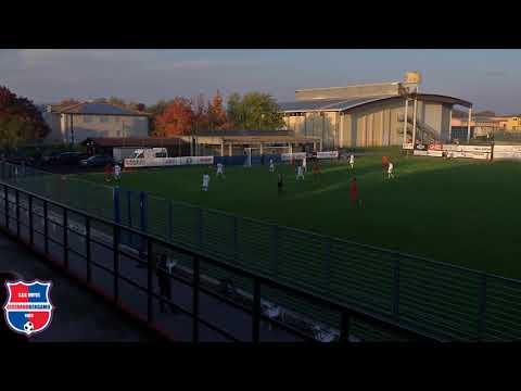 Virtus Ciserano Bergamo-Sporting Franciacorta 1-4, 6° giornata d'andata Serie D girone B 2020-2021