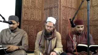 Recitation Of Names Of The Prophet (The Keighley Munshids & Shaykh Idris Watts)