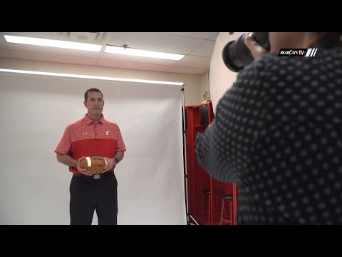 UC Football: Inside Coach Fickell's First Day