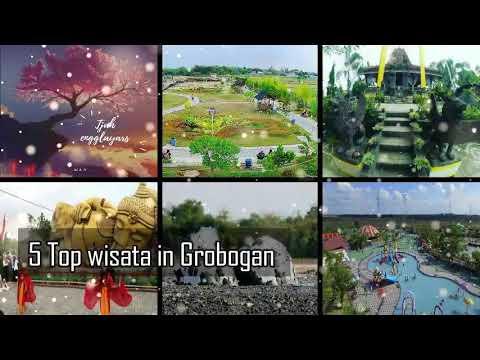 5 Tempat Wisata Yang Wajib Dikunjungi Di Grobogan Jawa