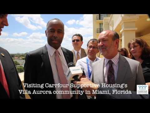Ben Carson on working together