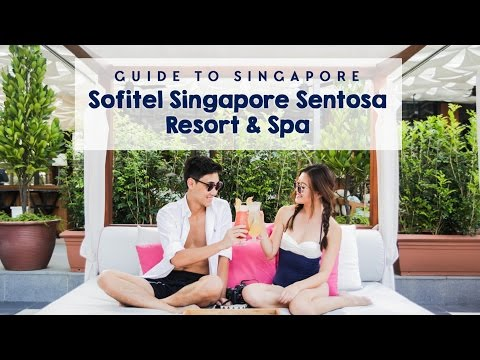 "Sofitel Singapore Sentosa - An ""Out Of Singapore"" Staycation - Guide To Singapore"