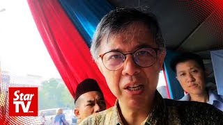 Tian Chua: Dirty politics an insult to intelligence of Malaysians who want clean Malaysia