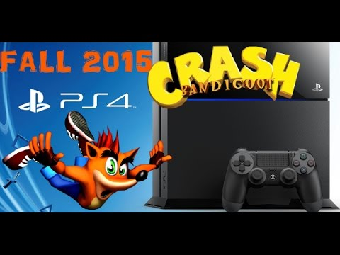 how to play crash bandicoot on ps4