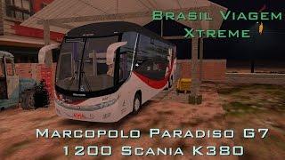 OMSI 2 - MARCOPOLO PARADISO G7 1200 - BRASIL VIAGEM XTREME LINHA 1005