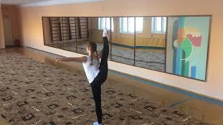 Гимнастика девочки 9   11 класс МЭ ВсОШ 2017
