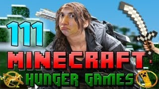 Minecraft: Hunger Games w/Mitch! Game 111 - Floppy Sword!