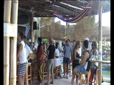 2)LIVE Reggae,Rock And Latin Party At Rodakino Beach Bar In Agia Marina/Hania Crete/Greece
