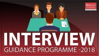 Interview Guidance Programme (IGP) -2018