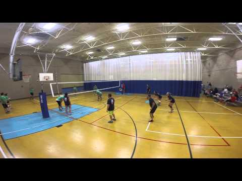 Austin Sports & Social Club - Indoor Volleyball