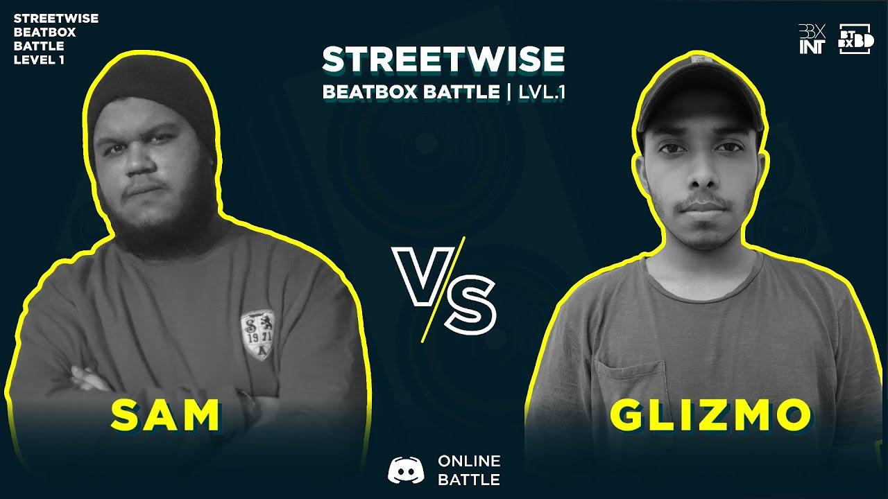 SAM VS GLIZMO   Quarter Finals   #SWBB_LVL1