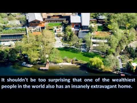 Where Does Bill Gates Live Address 1835 73rd Ave Ne Medina Washington Usa