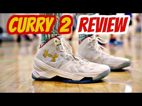 Under Armour Curry 2 Performance Review!