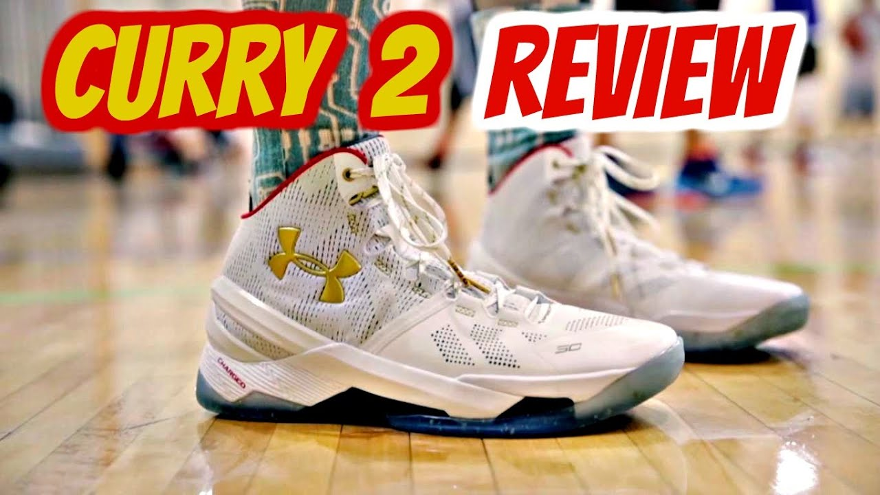 8003adea871c Under Armour Curry 2 Performance Review! - YouTube