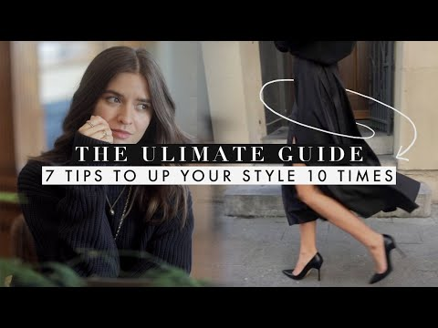 7 Tips to UP YOUR STYLE 10X in 2020! | ULTIMATE Guide. http://bit.ly/2GPkyb3