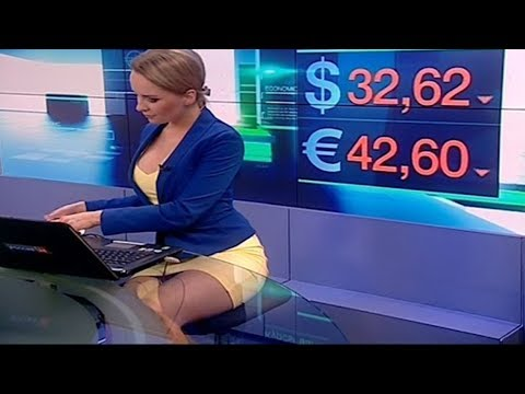 Ксения Демидова Ksenia Demidova Tv Presenter From Russia