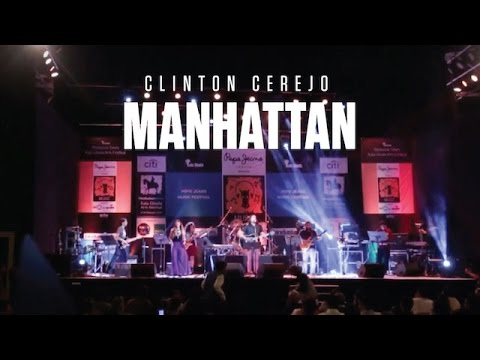 Manhattan - Live At The Asiatic Steps | The Clinton Cerejo Band