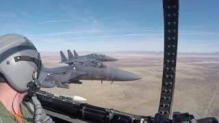 F-15E Strike Eagle Cockpit Video (HD)
