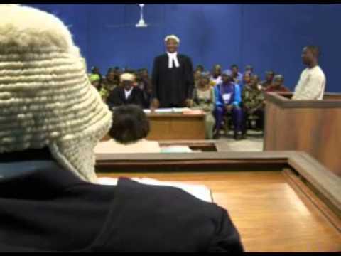 Vicks Baba Blue Nigeria - Justice