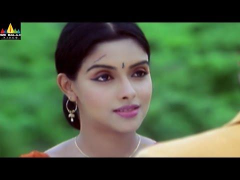 Gharshana Movie Scenes | Asin with Venkatesh | Telugu Movie Scenes | Sri Balaji Video
