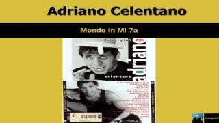 Adriano Celentano Mondo In Mi 7a