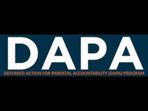 DAPA HAS BEEN RECINDED BY THE TRUMP ADMINISTRATION BIG MOVE FOR AMERICA!!!
