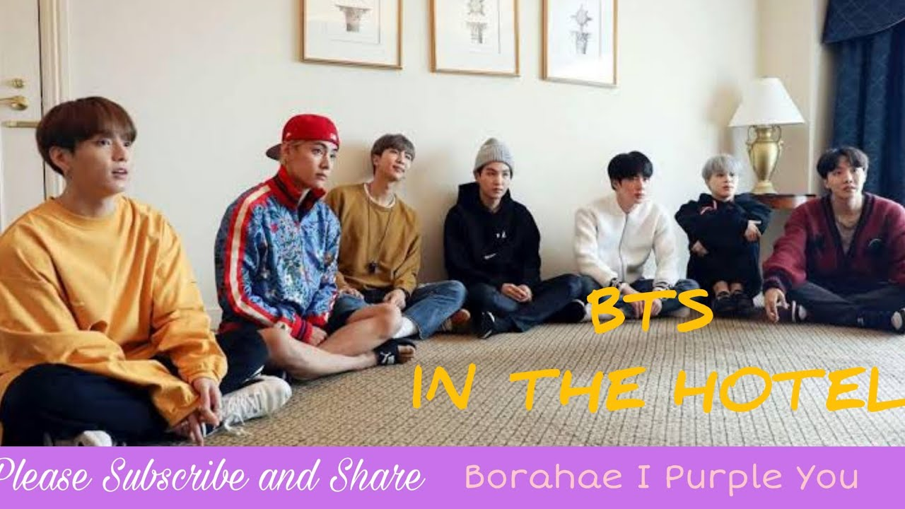 Download RUN BTS EP 59-60 FULL EPISODE  ENG SUB   BTS IN THE HOTEL EPISODE❤😍😜.