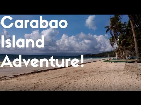 Carabao Island Adventure! (Romblon, Philippines)