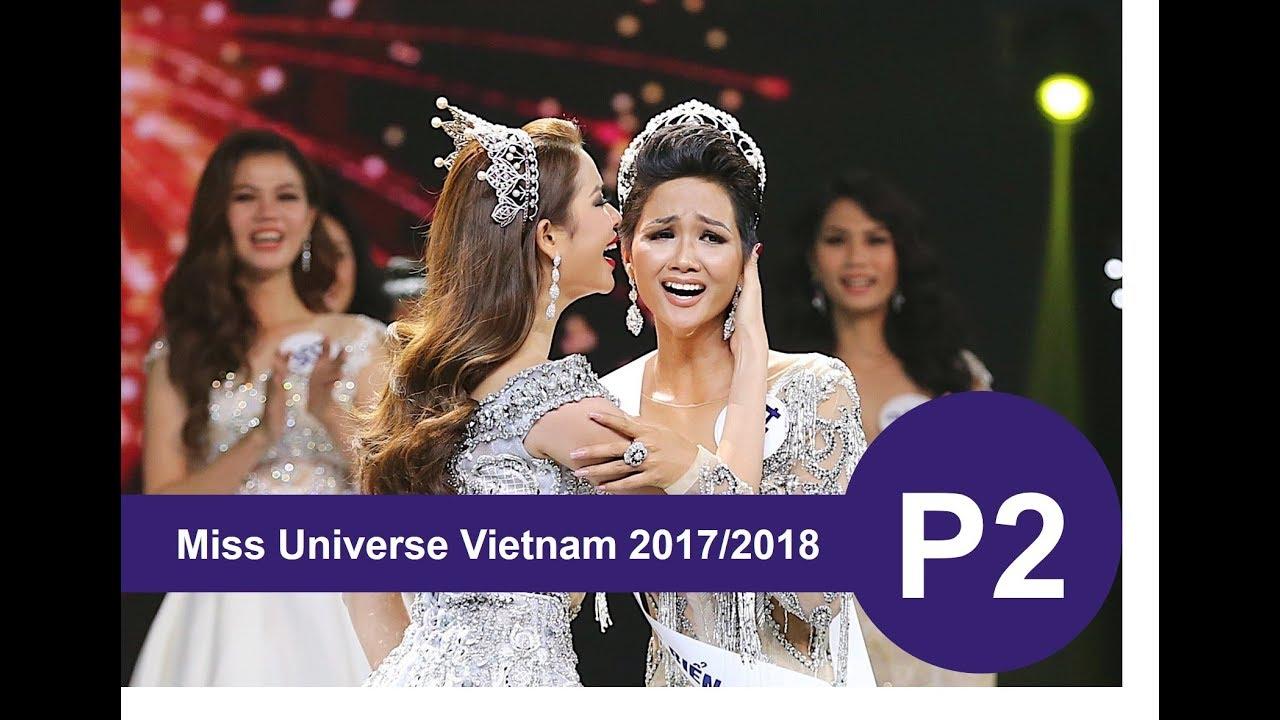 Chung kết Hoa hậu Hoàn Vũ Việt Nam 2017 - Phần 2 - Miss Universe Vietnam 2017 Part 2/2