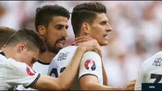 Video Gol Pertandingan Jerman vs Slovakia