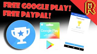 Google Opinion Rewards - Free Google Play or PayPal! Works 100% on iOS and Android!