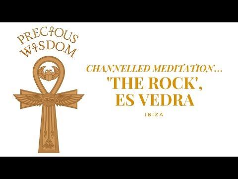Guided meditation at 'The Rock' – magical Es Vedra, Ibiza