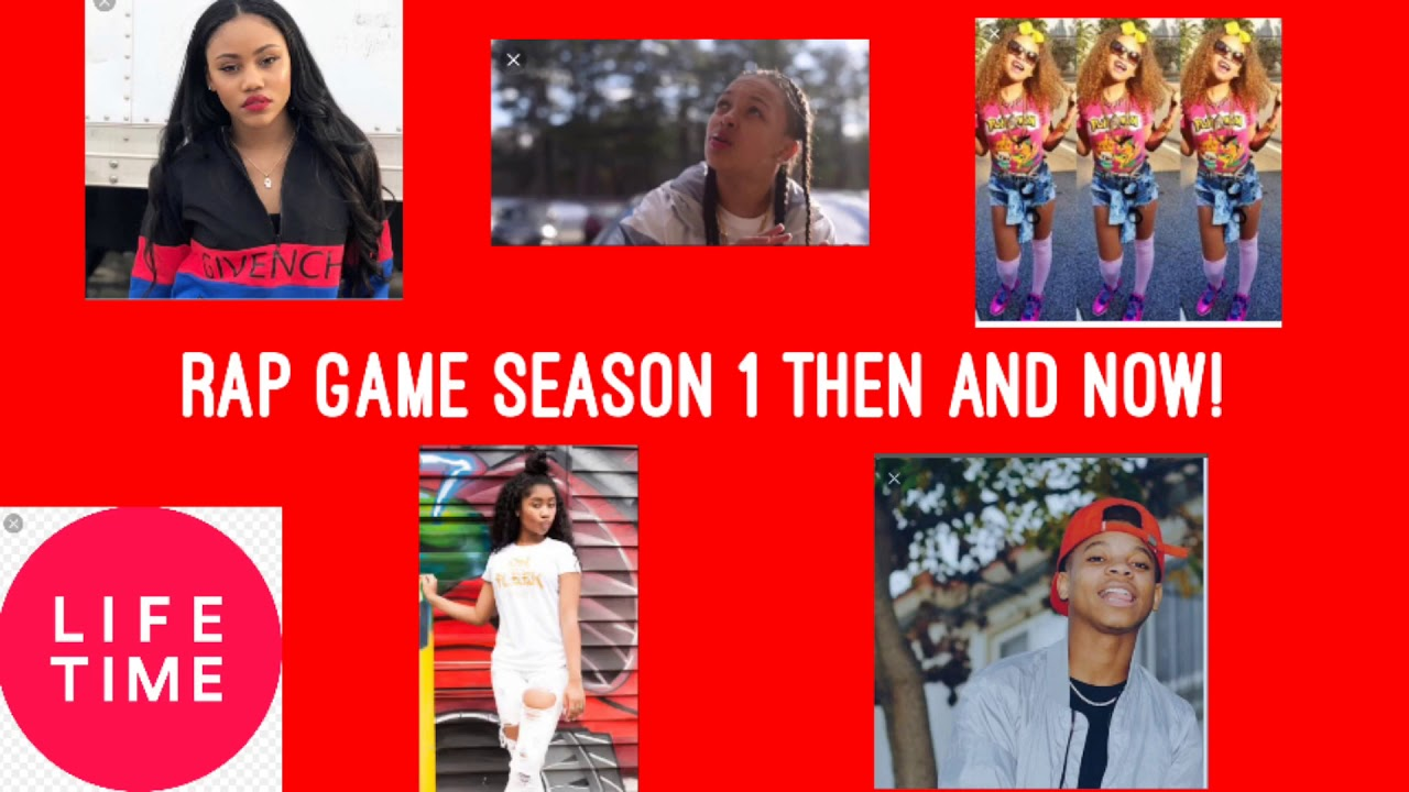 Download Rap Game Then And Now ! Season 1