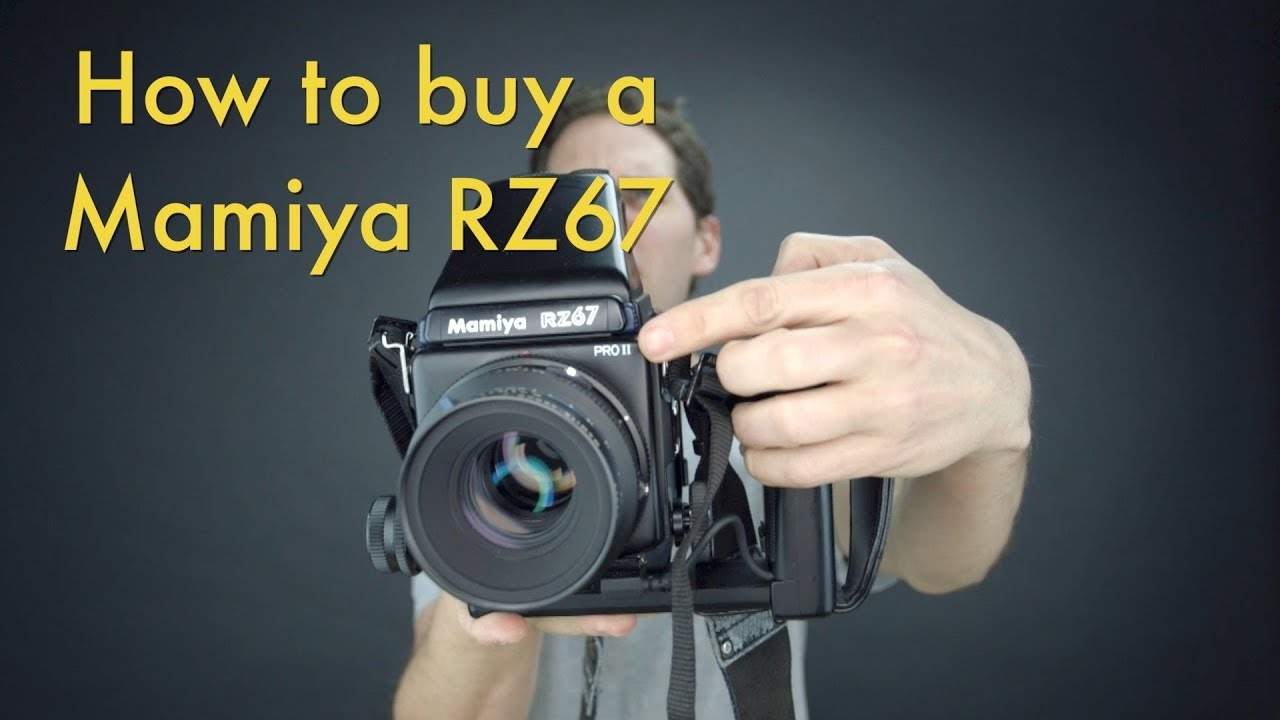 How to Buy a Mamiya RZ67 || Buying Guide