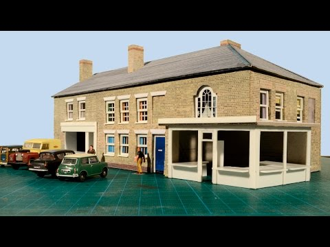MAKING BUILDINGS FOR YOUR RAILWAY #1