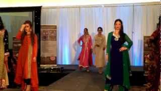 Rukhsana Nadeem Fashion Show in Scotland, Glasgow