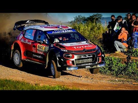 Sebastien Loeb, regreso con triunfo - RallyRACC Catalunya - WRC