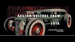 Kustom Kulture Show Helsinki 2019