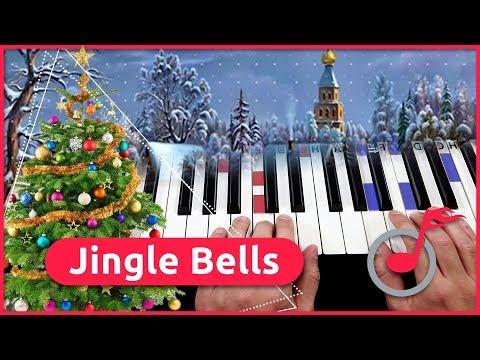 Klavier lernen: Jingle Bells Weihnachtslied