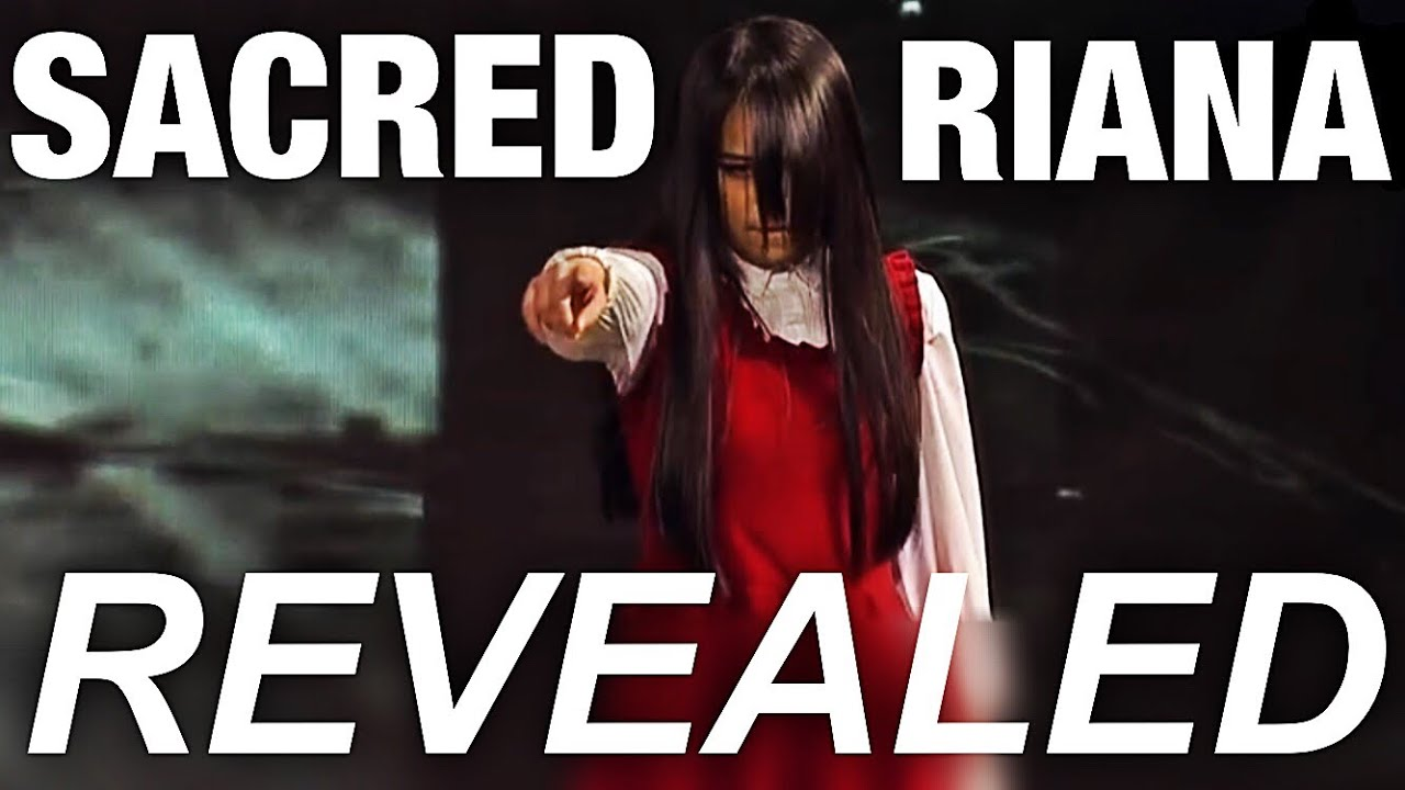 The Sacred Riana: Asia's Got Talent Semi Final Trick RE... | Doovi