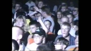 Hardcore вечеринка Последний глоток свободы Клуб Акватория 01 09 1996