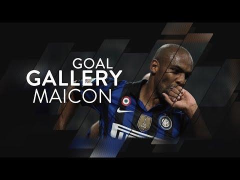 MAICON   All of his 20 Inter goals 🇧🇷🖤💙